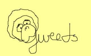 Gweeds signature with bckgrd